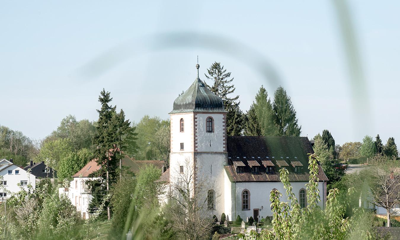 Alte Kirche Fautenbach